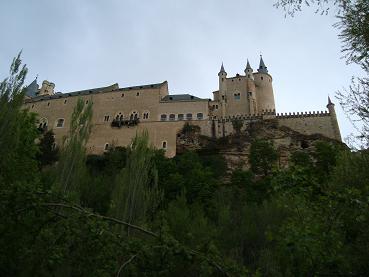 (番外編)Segovia散策&白雪姫のお城・後半っの巻_e0120938_17561047.jpg
