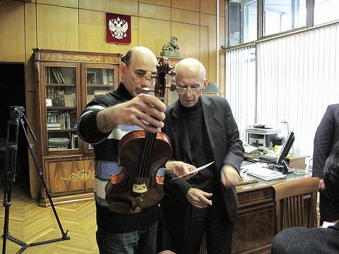 モスクワ滞在記 楽器返還編_d0047461_15275654.jpg