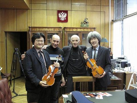 モスクワ滞在記 楽器返還編_d0047461_15325849.jpg