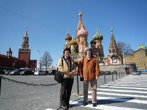 モスクワ滞在記 楽器返還編_d0047461_15575430.jpg