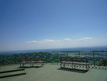 ⑩筑波山 コマ展望台で親子丼_d0029066_651989.jpg