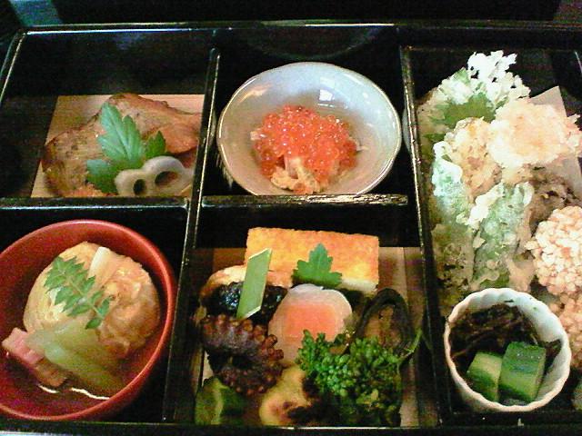 菊乃井、春のお弁当♪_f0116812_942235.jpg