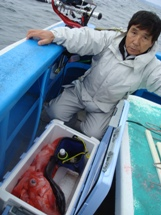 2009年4月24日 金曜日 アコウダイ_f0031613_19424976.jpg