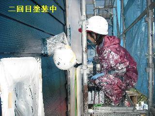 塗装工事6日目_f0031037_20541313.jpg