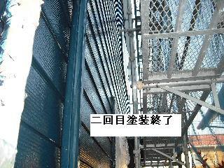 塗装工事6日目_f0031037_20545024.jpg