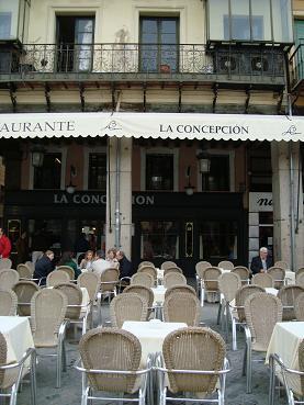 Segoviaでの食べ歩き_e0120938_1611232.jpg