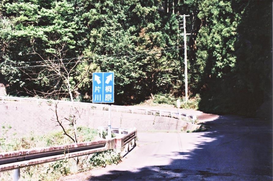桃太郎岩    Road of the Momotaro\'s rock_e0156251_742649.jpg