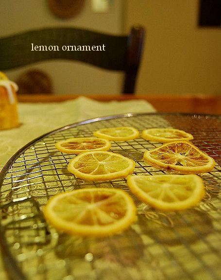 レモンケイク & 焼きチョコマカロン etc_a0105872_15171112.jpg