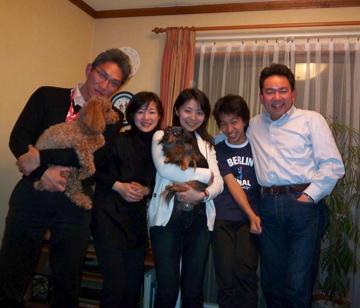 土曜日は横浜の友人宅へ_c0180686_13632.jpg