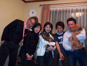 土曜日は横浜の友人宅へ_c0180686_1375585.jpg