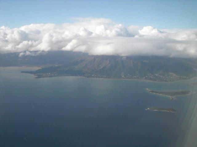 ニューカレドニアの青い空(4)Ile des Pinsへ_c0013687_1436732.jpg
