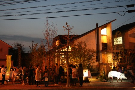 ついにオープン!DAZAIFU CAFE PROJECT!!その3_f0048597_22314111.jpg