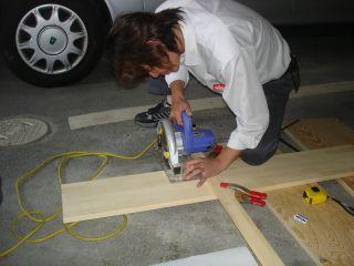 きぬさんとこの木材で、大工さんをするのだ!_e0166301_14302788.jpg