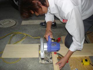 きぬさんとこの木材で、大工さんをするのだ!_e0166301_1430529.jpg