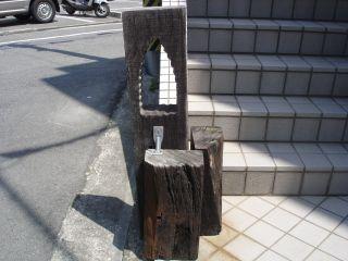 きぬさんとこの木材で、大工さんをするのだ!_e0166301_1438383.jpg