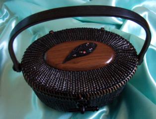 All Black Basket 嫁ぐ日_f0197215_17304059.jpg