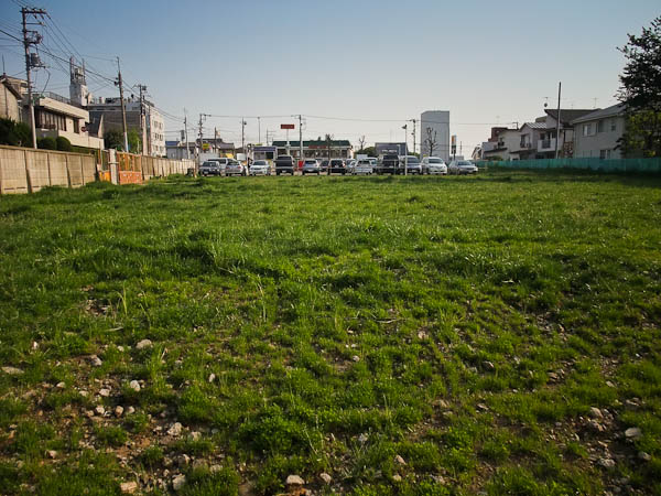日本たばこ産業尾山台3丁目アパート跡_f0077521_17571740.jpg