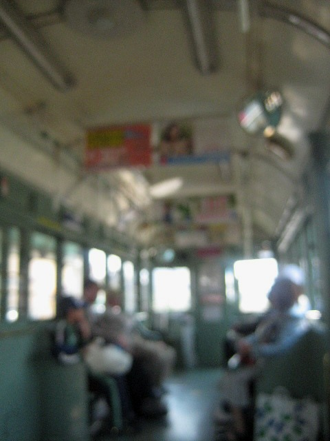 鉄っちゃんと鉄子のちんちん電車の旅_c0192970_2371170.jpg