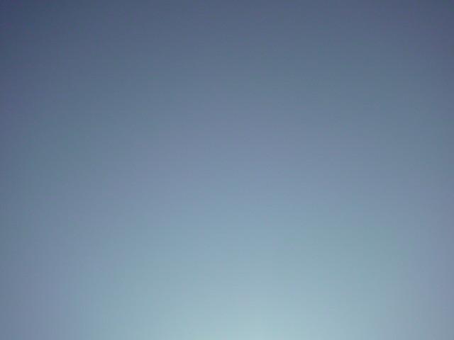 「今日も青空~♪♪♪」_e0051174_8155243.jpg