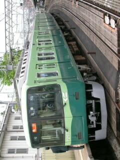 懐かしの京阪 2003年9月改正以降に見られた臨時急行_e0013178_13235038.jpg
