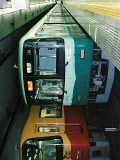 懐かしの京阪 2003年9月改正以降に見られた臨時急行_e0013178_13235075.jpg