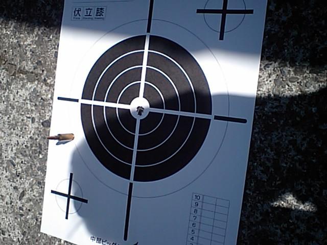 21年度ハンティングクラブ安全講習射撃会_e0056797_9372340.jpg