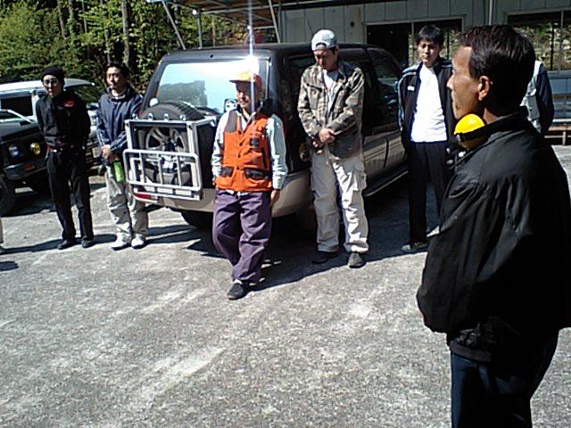 21年度ハンティングクラブ安全講習射撃会_e0056797_9415627.jpg