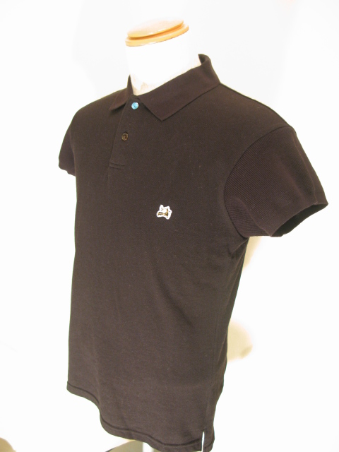 新作『Rib Sleeve Polo Shirt』_e0142928_2231313.jpg