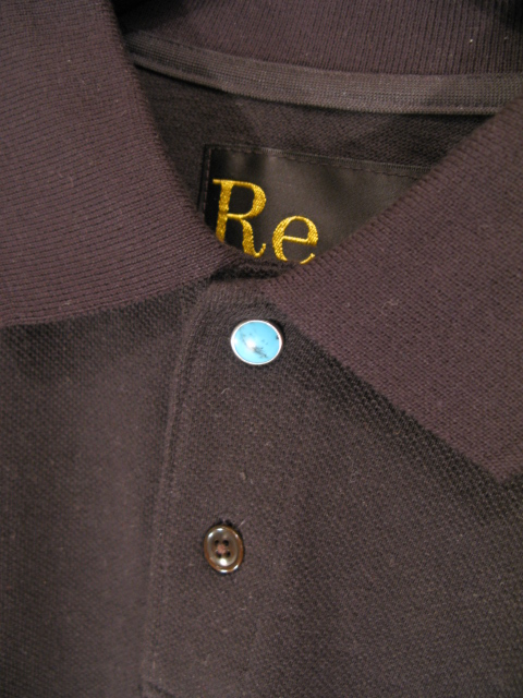 新作『Rib Sleeve Polo Shirt』_e0142928_2245264.jpg