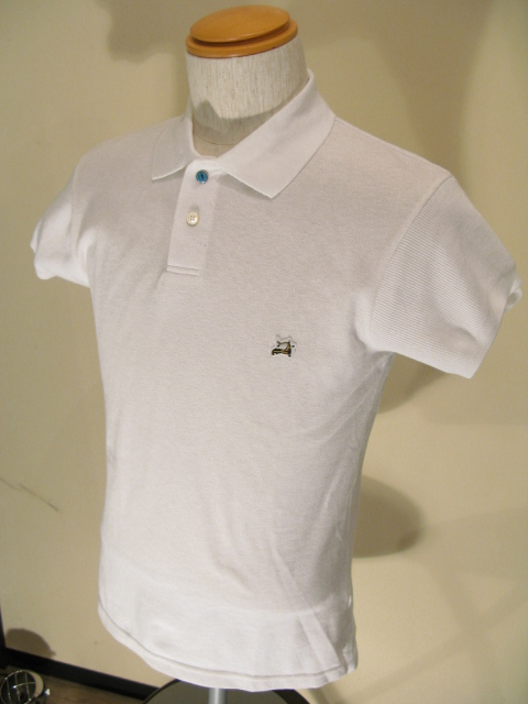 新作『Rib Sleeve Polo Shirt』_e0142928_227194.jpg