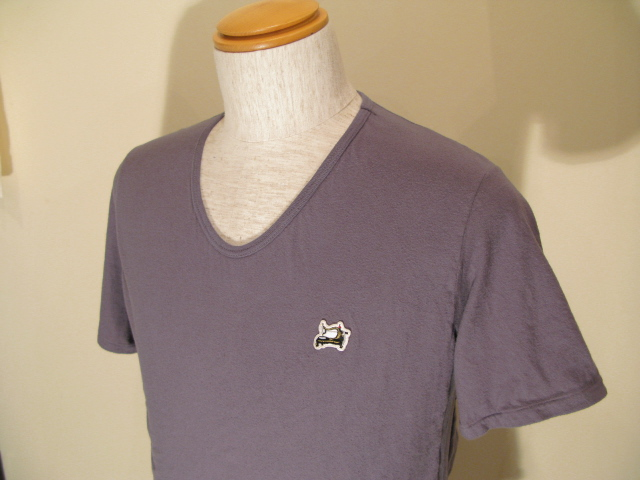 新作 『EU Army Tenjiku Middle Neck T-Shirt』_e0142928_23123834.jpg