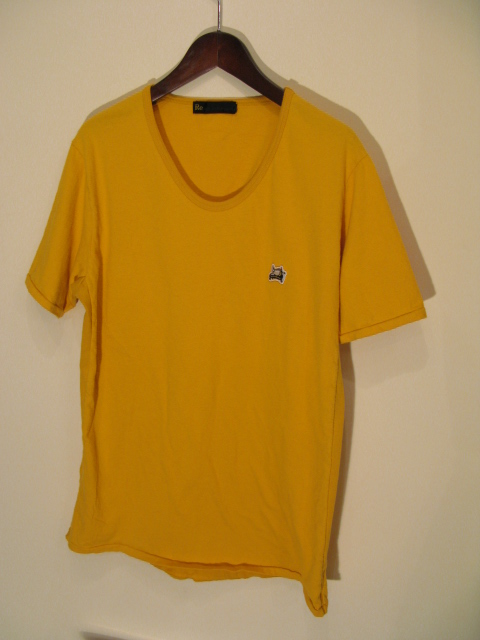 新作 『EU Army Tenjiku Middle Neck T-Shirt』_e0142928_23181657.jpg