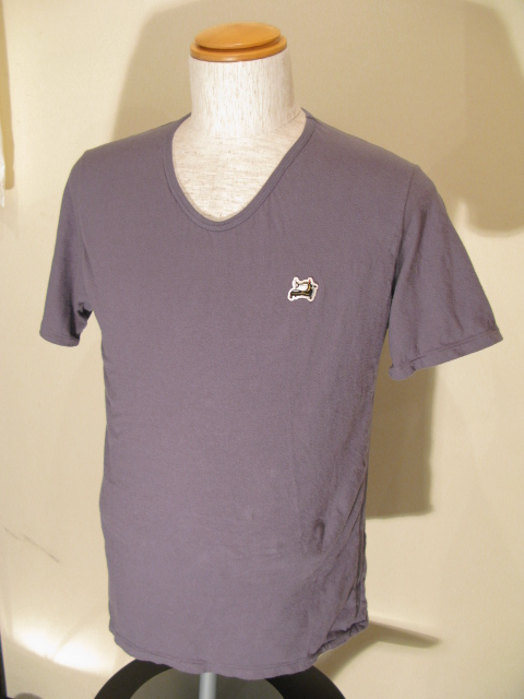 新作 『EU Army Tenjiku Middle Neck T-Shirt』_e0142928_2321745.jpg