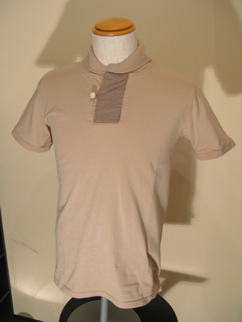 新作 『Champion Cloth Shawl Collar Half Sleeve Top』_e0142928_23244483.jpg