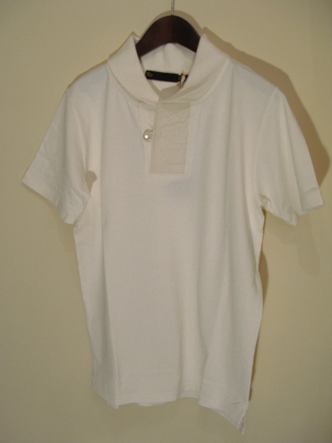 新作 『Champion Cloth Shawl Collar Half Sleeve Top』_e0142928_23351249.jpg