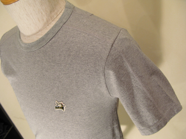 新作『Champion Cloth Short Sleeve T』_e0142928_2572120.jpg