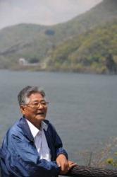 徳山ダム 初の観光放流_f0197754_0423449.jpg