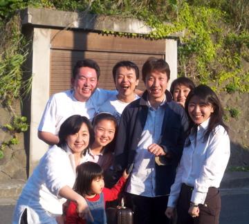 稲村ケ崎で親友達と集う!_c0180686_10292239.jpg