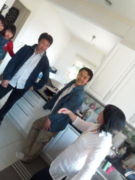 稲村ケ崎で親友達と集う!_c0180686_10474148.jpg