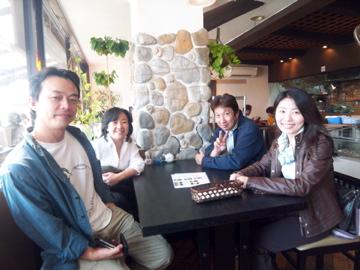 稲村ケ崎で親友達と集う!_c0180686_10523866.jpg