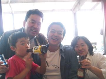 稲村ケ崎で親友達と集う!_c0180686_1053640.jpg