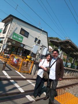 稲村ケ崎で親友達と集う!_c0180686_10583794.jpg