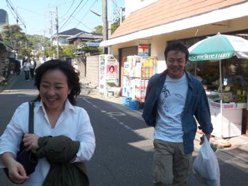 稲村ケ崎で親友達と集う!_c0180686_111538.jpg