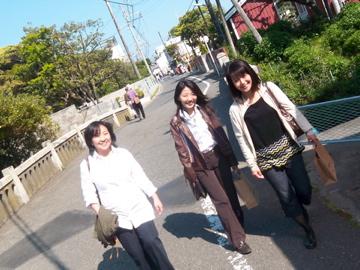 稲村ケ崎で親友達と集う!_c0180686_11254100.jpg