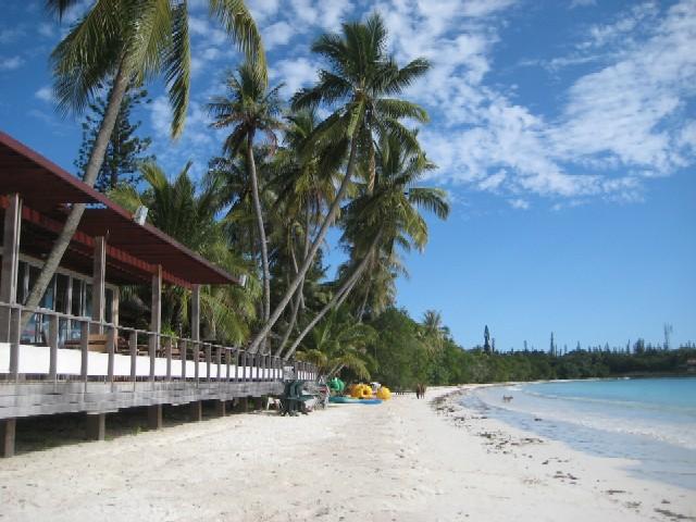 ニューカレドニアの青い空(6)Hotel Kou-Bugnyの朝食_c0013687_0435537.jpg