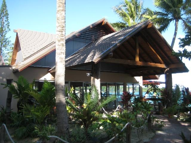 ニューカレドニアの青い空(6)Hotel Kou-Bugnyの朝食_c0013687_0463569.jpg
