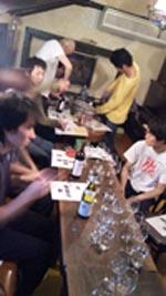 ワインで研修!_e0068626_126219.jpg