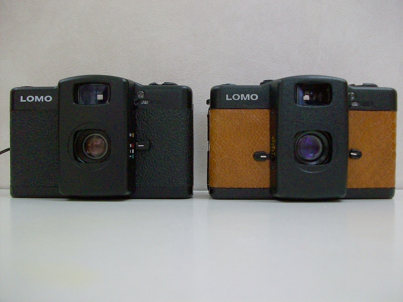LOMO LC-AとLC-A+の比較。Part1_f0188659_1354050.jpg