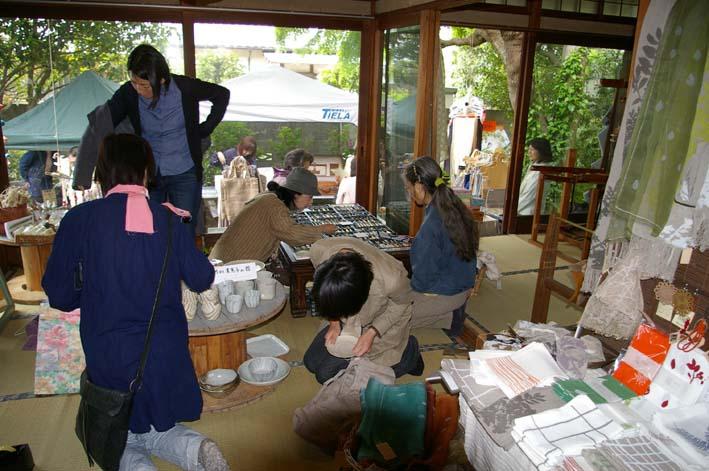 北鎌倉の神々大健闘!カジュ祭で16部販売_c0014967_160165.jpg