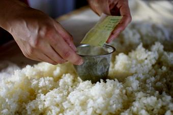 味噌作り2009 ~米麹を作る~_c0110869_21323645.jpg